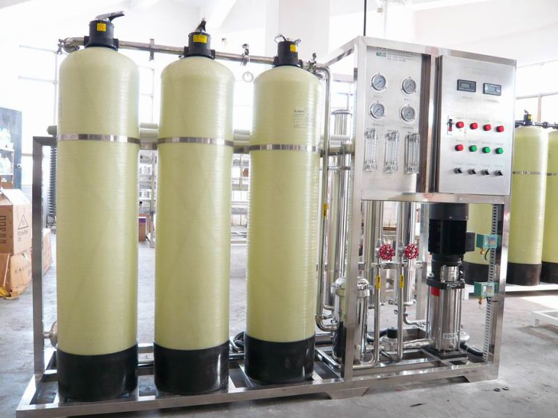 Mineral Water Purfier Machine with Reverse Osmosis System Ck-RO-1000L