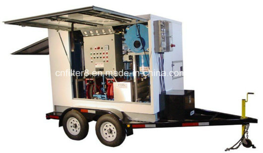 on-Site Fully Automatic High Vacuum Transformer Oil Purifier (ZYD-100)
