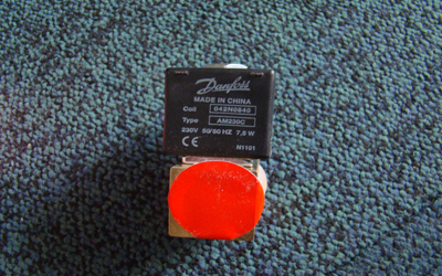 (EVR series) Danfoss Solenoid Valves & Coils for AC, Cold Room