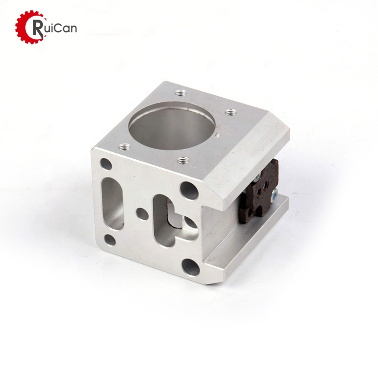 Ball screw nut precision cnc machining bracket
