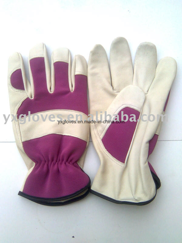 Leather Glove-Industrial Glove-Working Glove-Safety Glove-Labor Glove-Work Glove