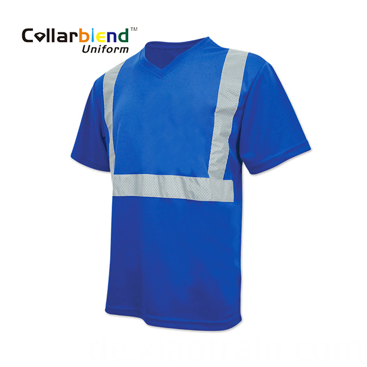 Safety Polo Tshirt