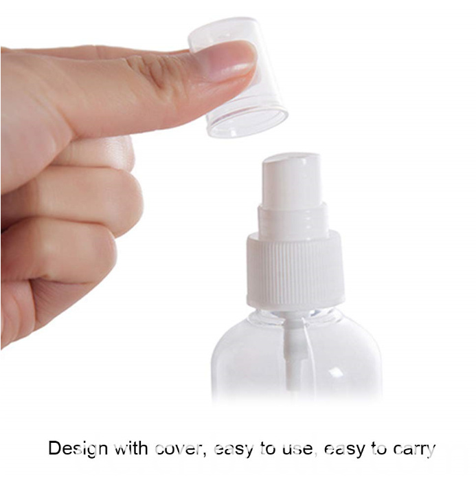 Plastic Cleaning Spray Bottle