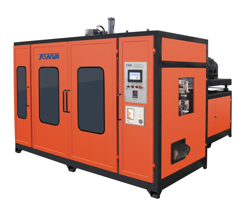 Tonva High Speed Runing Stable Extrusion Plastic Water Bottle Blow Molding Machine