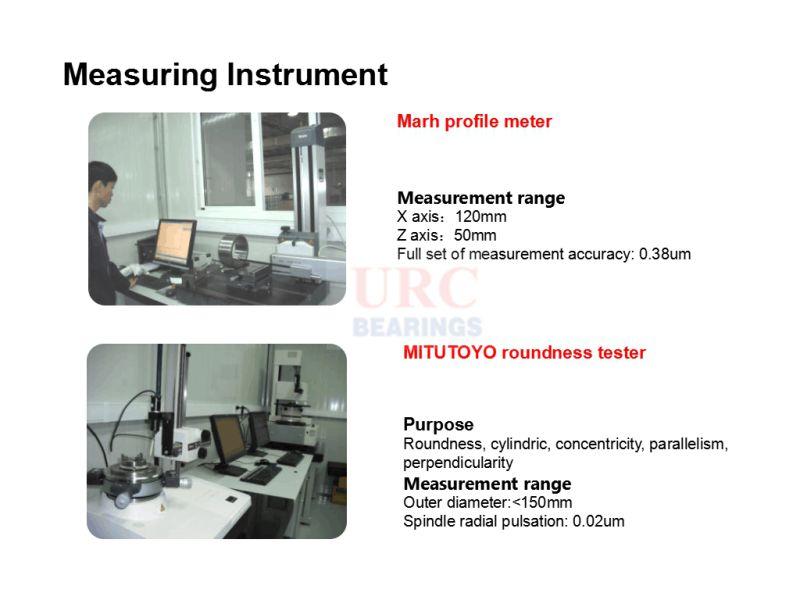 URC Professional Angular Contact Ball Bearings