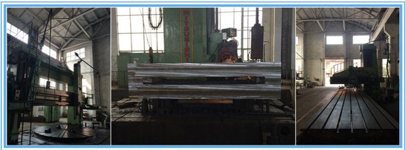 Four Column Hydraulic Press Machine Manufacturer