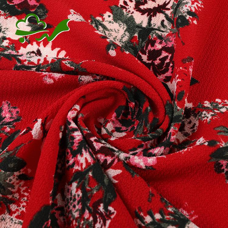 cheap crepe chiffon fabric