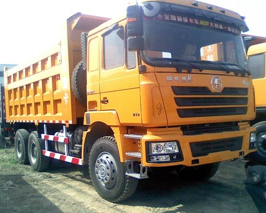 Shacman 6X4 Dump Truck 290HP Tipper Truck for Afirca