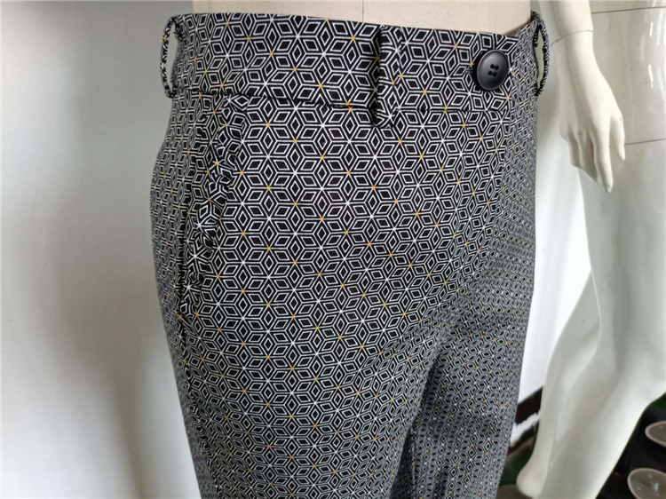 Women Stacked Pants