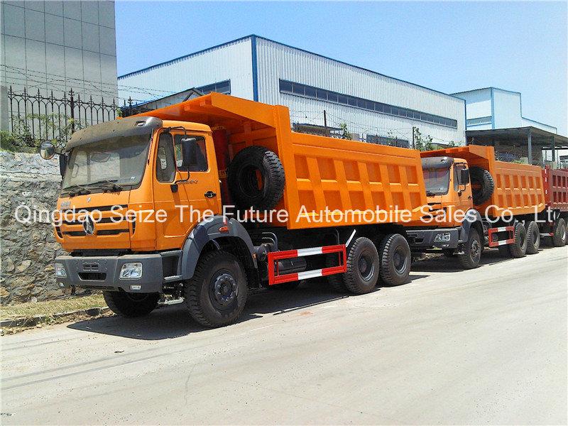 Best Discount High Quality Beiben V3/Ng80b Dump Truck