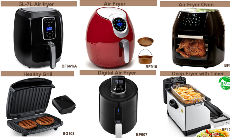 Oilless Air Fryer Oven