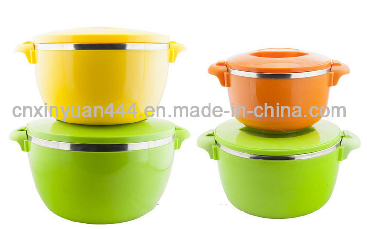 Stainless Steel Keep Warm Fast Pot (FT-2004)