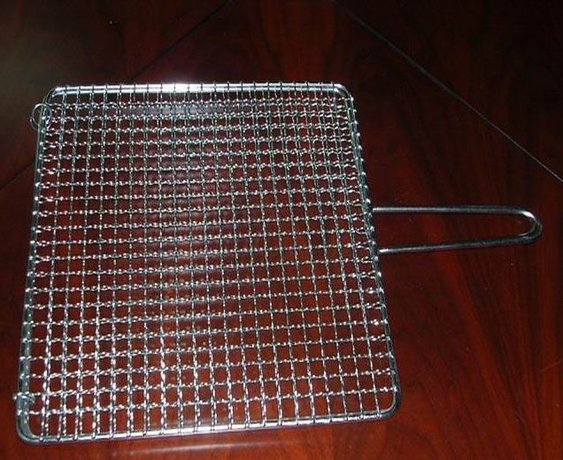 Stainless Steel Barbecue Grill/BBQ Grill Mesh/BBQ Wire Mesh