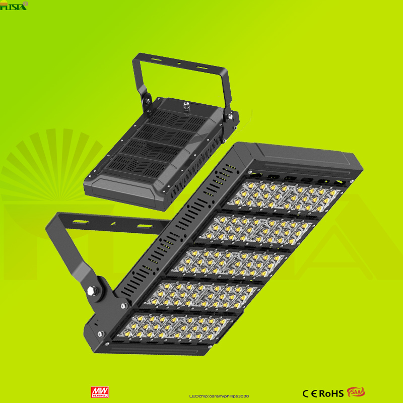 150W 250W New Tunnel LED Light Mingwei Driver Flood Outdoor Light with SAA UL