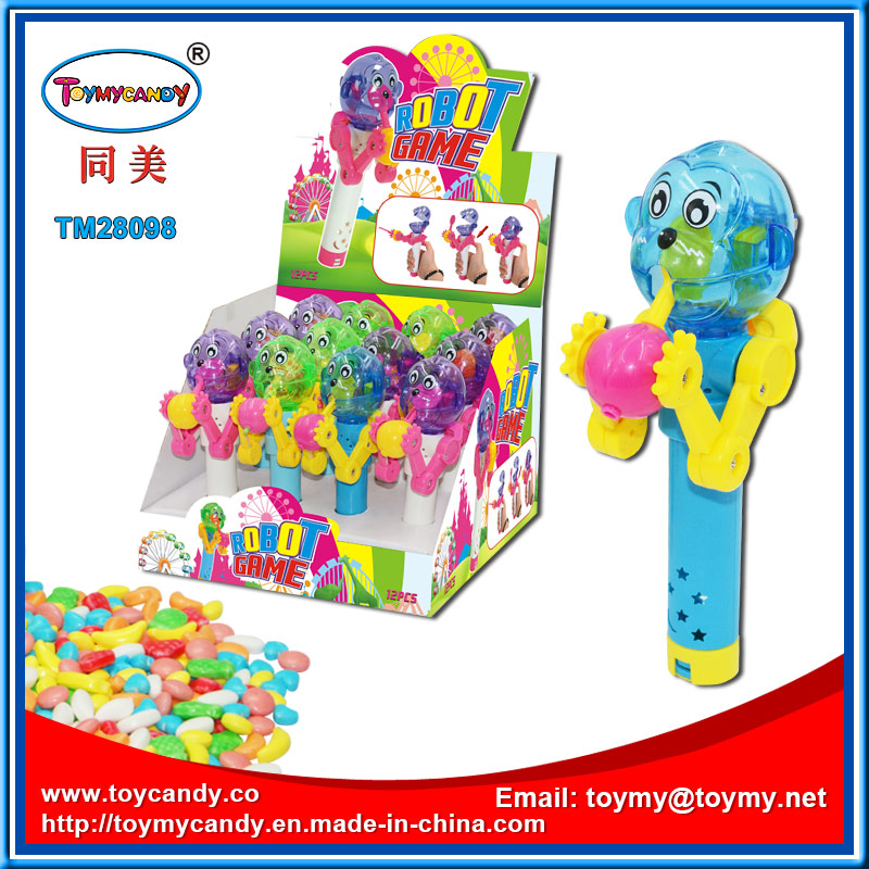 Plastic Money Candy Toy with Musical Lighting
