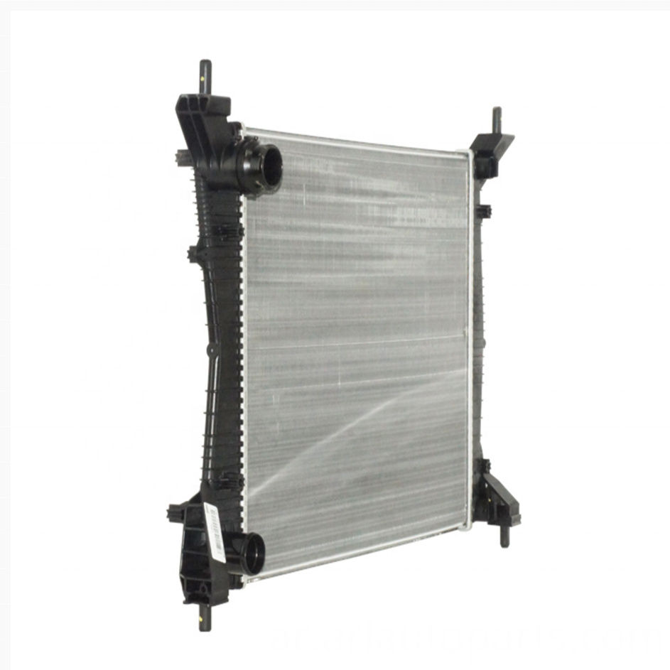 High quality truck parts radiator