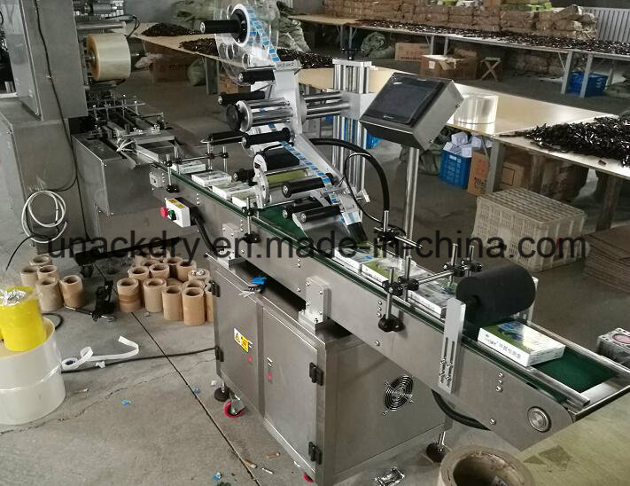 Automatic Labeling Machine for Side Label