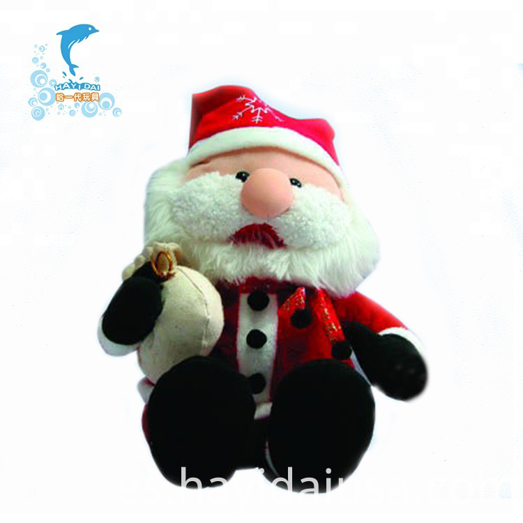 Plush Christmas Toy