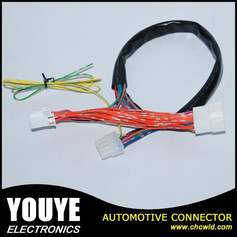 Custom Made Automotive Motorcycle Wire Harness