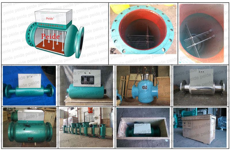 Water Processing Equipment for Cooling Tower Descaling