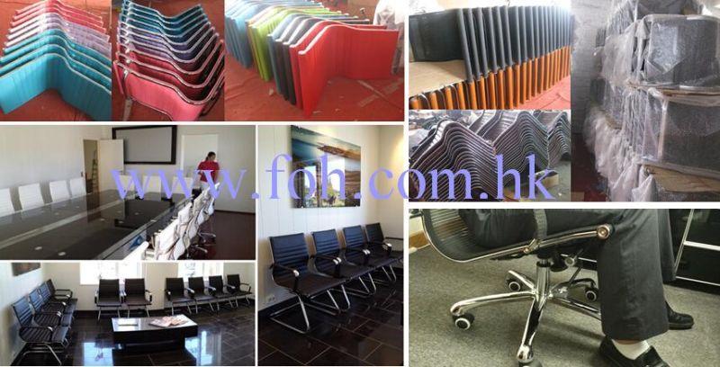 Sky Blue Modern Eames Chair (FOH-MF11-A11)