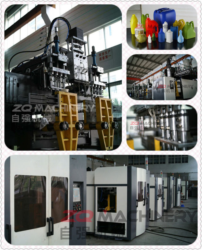 PP&PE Plastic Bottle Making Machine with CE