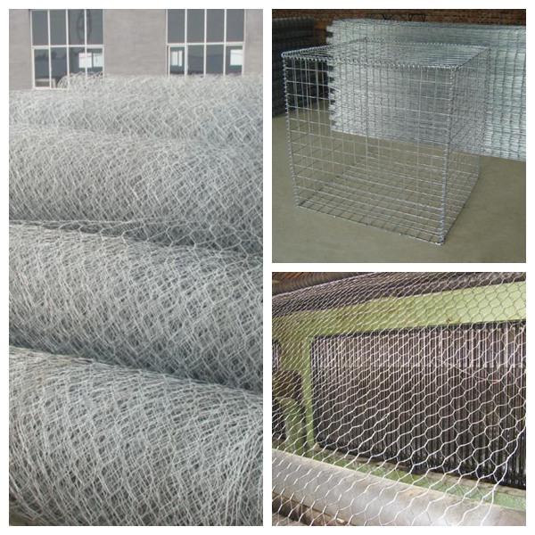 ISO Quality Gabion Box/Hot Sale Gabion Baskets/High Quality Gabion Box/