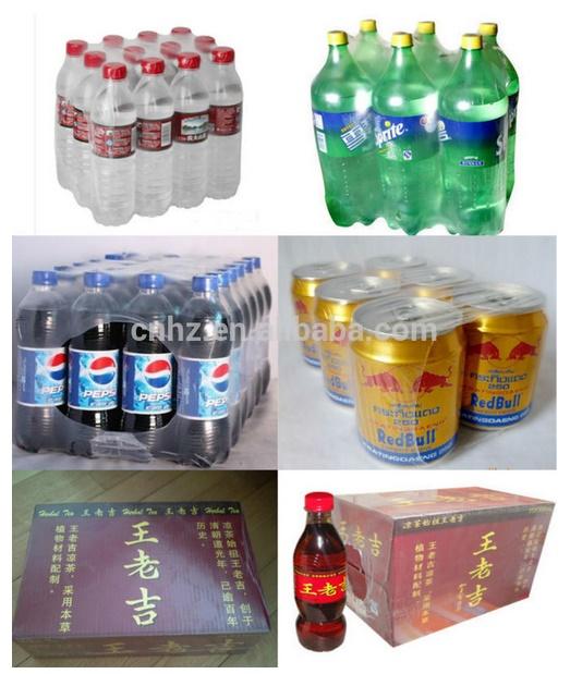 St6030 Top Quality Bottle Shrink Wrap Machine