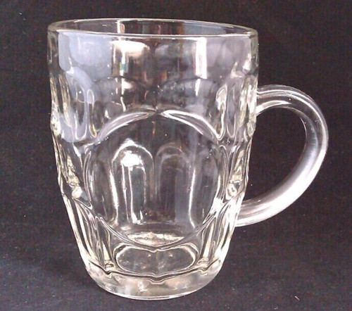 Smile Glass Tumbler Beer Mug Tea Cup Tumbler