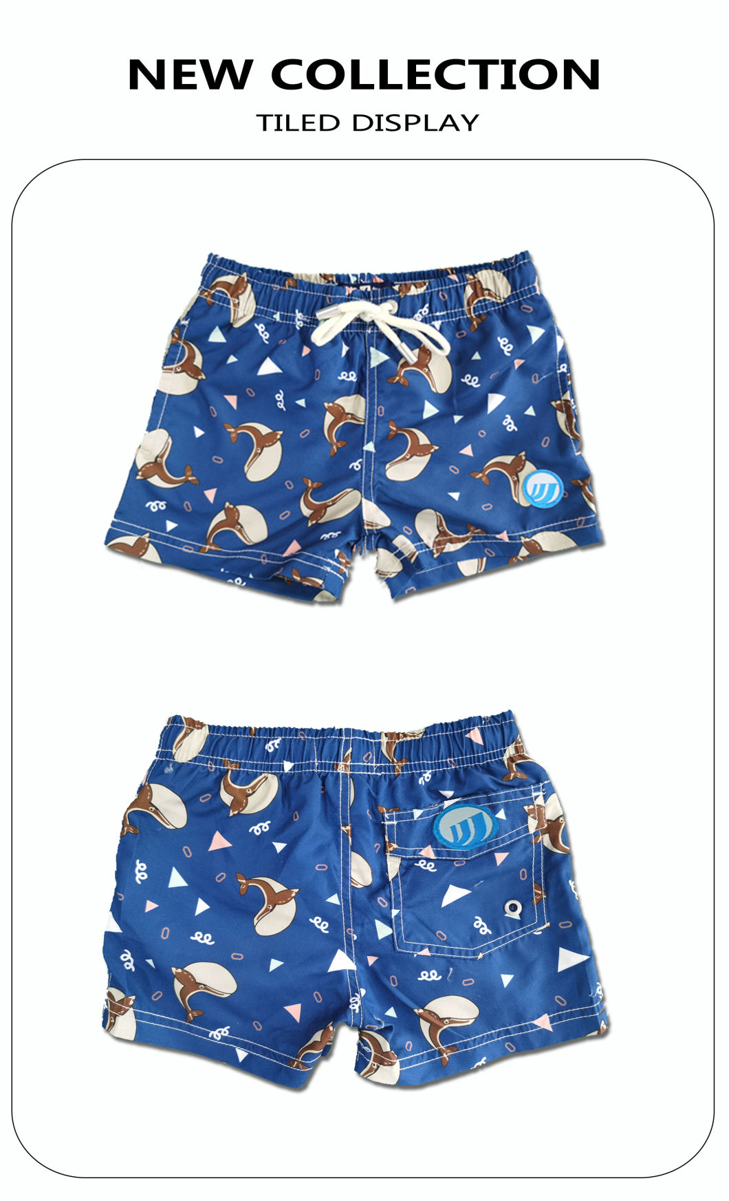 Swim Quick Dry Kids Swim Short