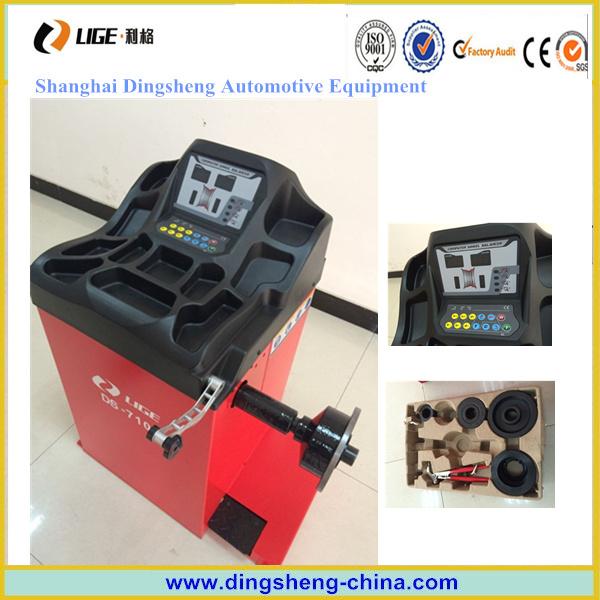 Wheel Balancer Price Electronic Wheel Balancer Machine on Sale Ds-7100