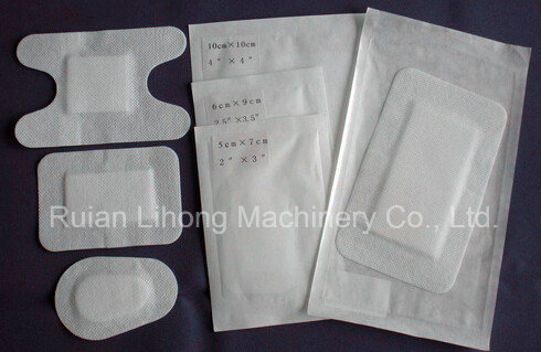 Automatic Medical Wound Dressing Making Machine