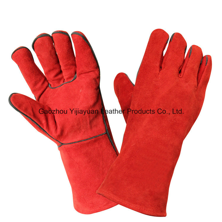 Heat Resistant Heavy Duty Safety Hand Protection Welding Gloves