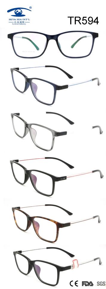 Eyewear Tr90 Glasses Frame (TR594)