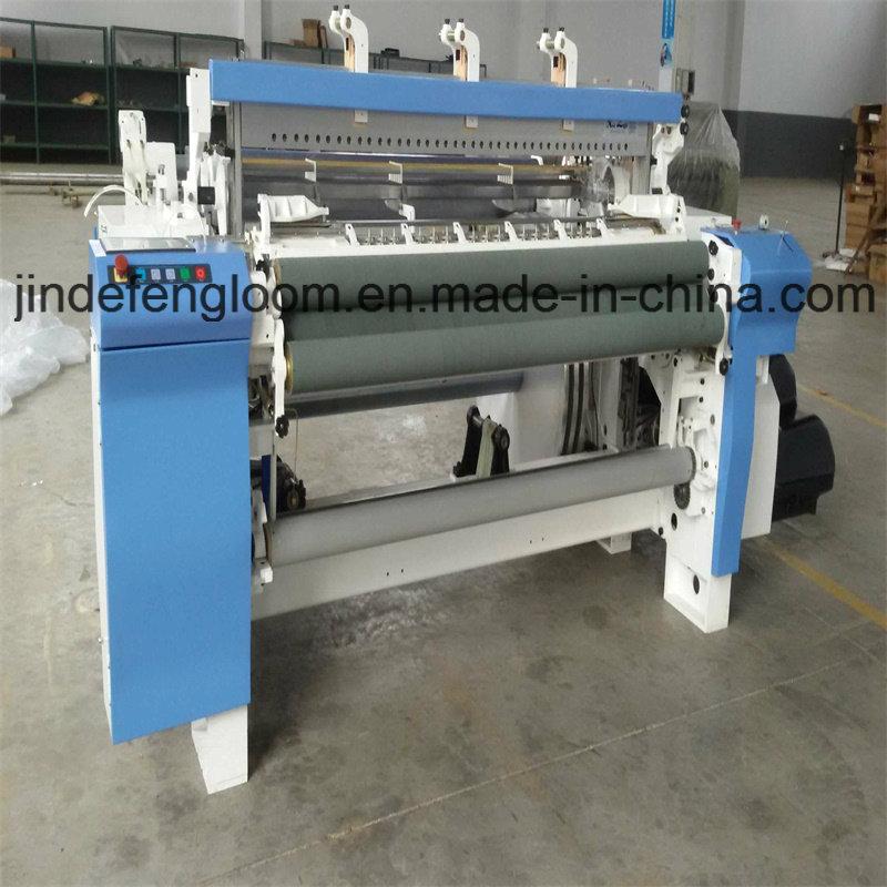 Zax 9100 Electronic Shuttleless Air Jet Weaving Loom Power Machine