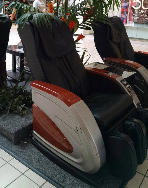 Bill Operated Massage Chair (RTM02)