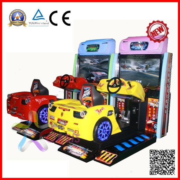 Racing Game Machine (Speed Max)