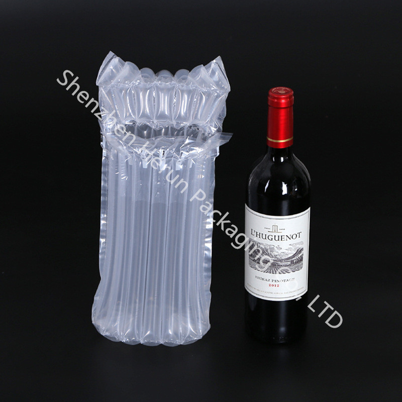 Herun Clear Plastic Bag Customized Packing Carton