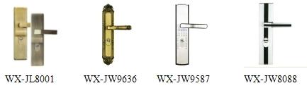 Competitive Steel Wooden Door (WX-SW-151)