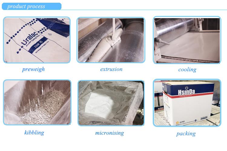 High Quality Weather Resistance Powder Anti-Corrosion Spray Powder Coating for Boat