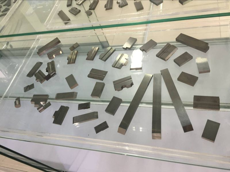 Tungsten Carbide Welding Blades for Cutting Tools with Different Size