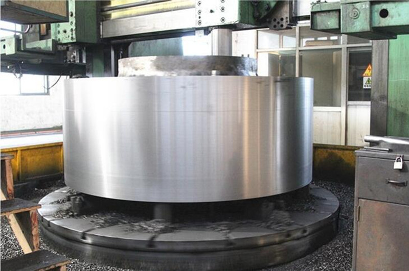 Heavy Forging Carbon Steel Forged Roller