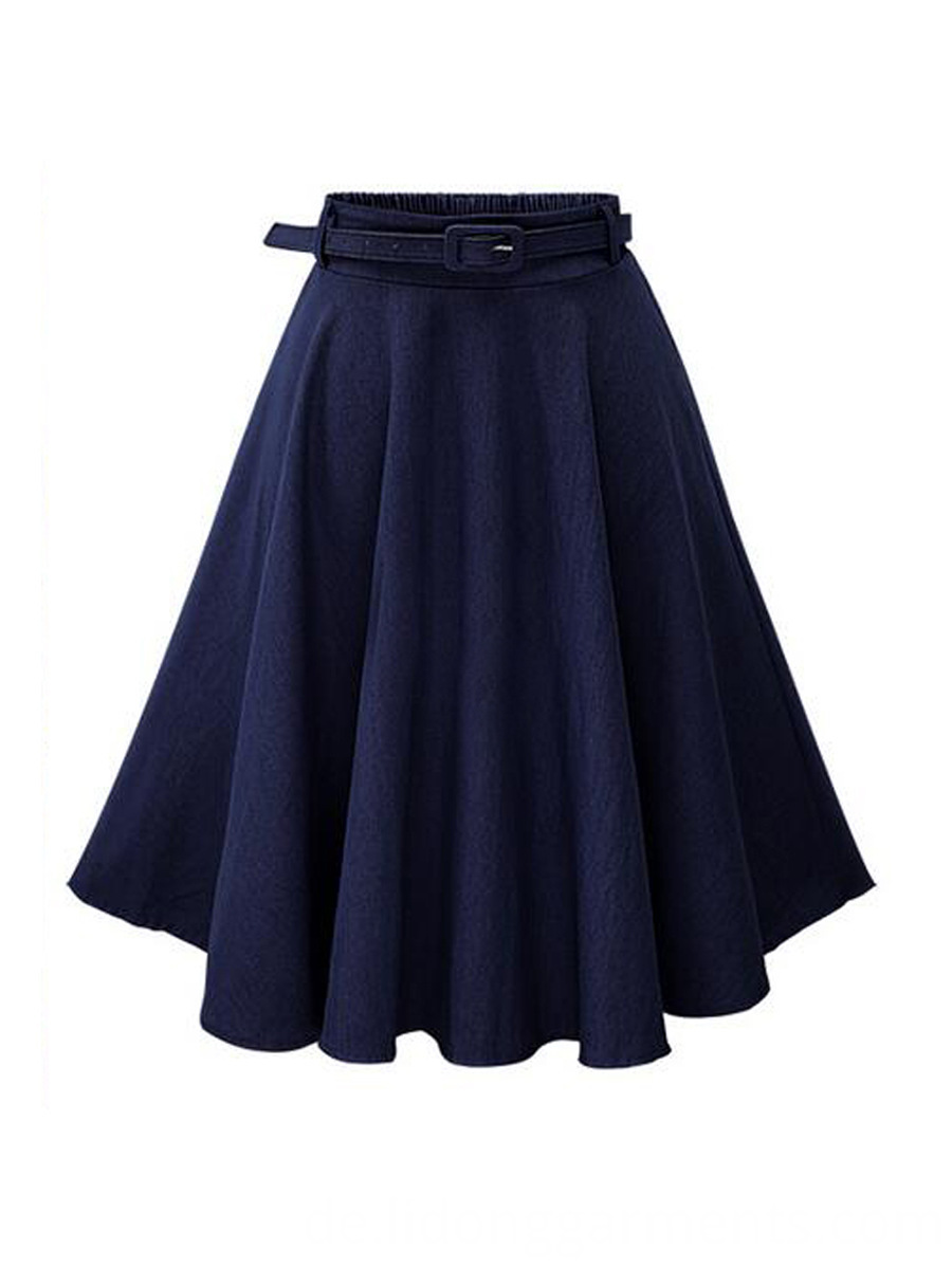 Casual Loose Skirt