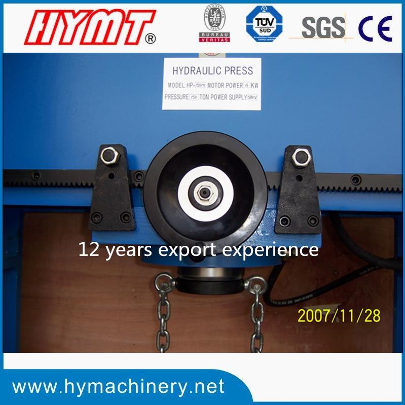 HP-100t Hydraulic Steel Plate punching press Machine