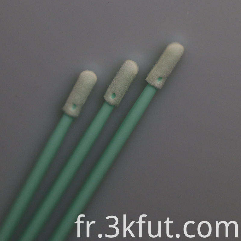 Factory Price Small Cleanroom Foam Swab