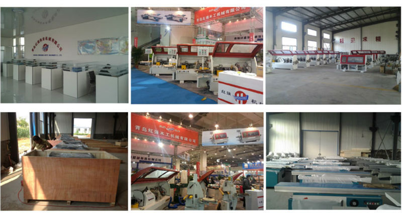 a Type Hydraulic Woodworking Composer/ Woodworking Cutting Machine