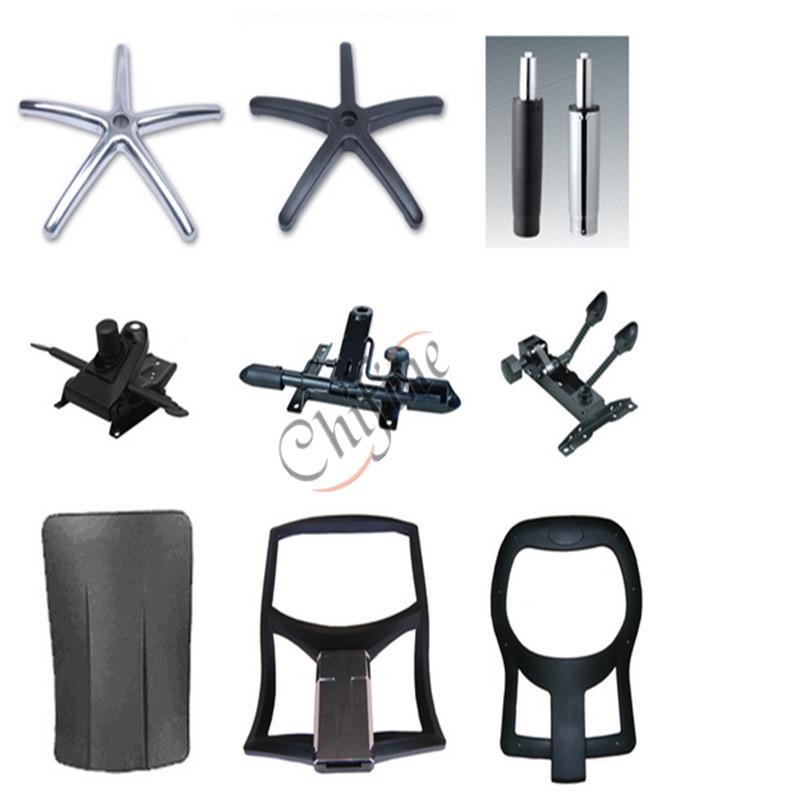 SGS Standard 330mm Die Cast Five Star Aluminum Chair Base