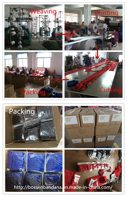 OEM Produce China Factory Microfiber Elastic UV Protection Multifunctional Headwear Tube Bandana Buff