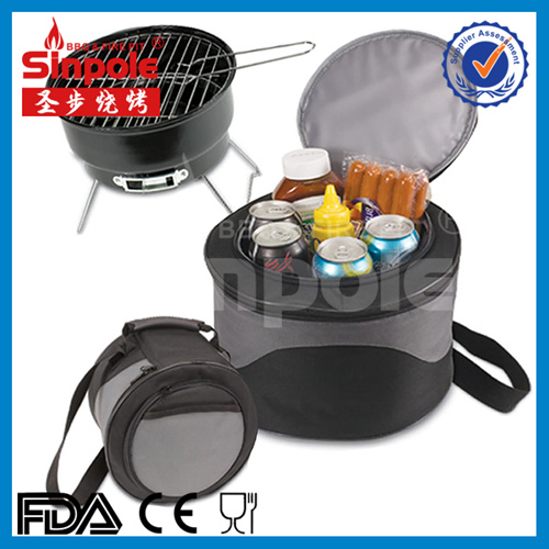 Simple Foldable BBQ Grill with Ce Approved (SP-CGT02)