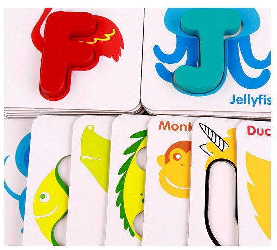Puzzle Toy Recognition Toys